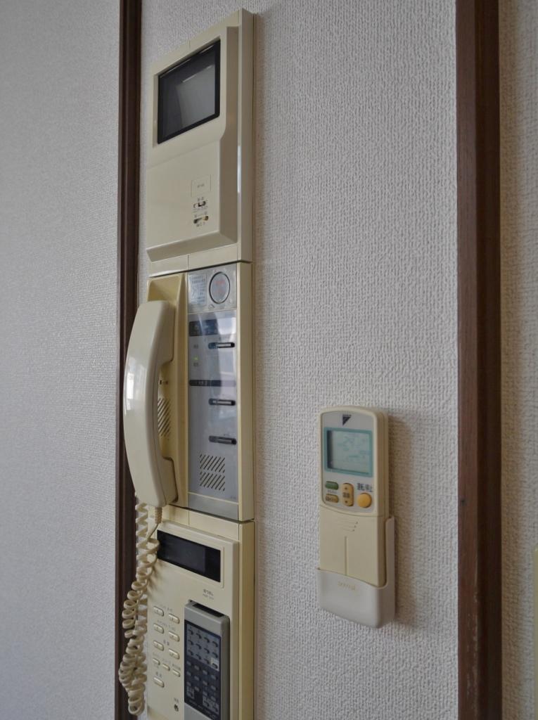 TVインターフォン